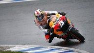 Moto - News: Pedrosa: l'uomo di vetro