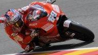 """Moto - News: MotoGP 2009, Barcelona: Ducati """"carica"""""""