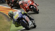 Moto - News: MotoGP 2009, Mugello: Rossi insoddisfatto