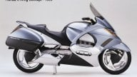 Moto - News: La Honda Pan European non avrà la nuova base V4