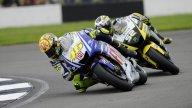 Moto - News: MotoGP 2009: 11 punti preziosi per Rossi a Donington