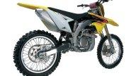 Moto - News: Suzuki: rinnovata la gamma offroad 2010