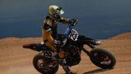 Moto - News: La Aprilia SXV detta ancora legge alla Pikes Peak