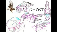 Moto - News: Ghost Motorcycle Concept by Muhammad Imran