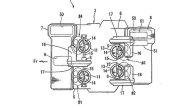 Moto - News: Honda VFR V4 1200, nuovi dettagli