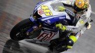 """Moto - News: Caduta """"strana"""" per Rossi ad Indianapolis 2009"""