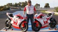 Moto - News: MotoGP 2009: Fabrizio a Brno sulla Ducati Pramac