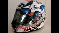 "Moto - News: Un casco pro ""Make A Wish"" per Nicky Hayden"