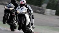 Moto - News: Metzeler Racetec Interact per la Aprilia RSV4 R