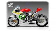Moto - News: Honda HRC Moto2 by Oberdan Bezzi