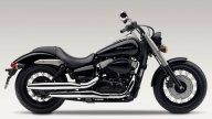 Moto - News: Honda Shadow 750 Black Spirit 2010