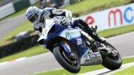 Moto - News: Leon Camier sulla Aprilia RSV4 SBK