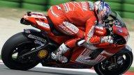 Moto - News: MotoGP 2009, Misano, FP1: Rossi davanti