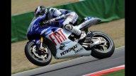 "Moto - News: MotoGP 2009, Misano, QP: ""ciuchino"" in pole"