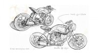 Moto - News: Le Mac Motorcycles cambiano motore