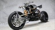 Moto - News: Stellan Egeland Harrier: essenzialità del boxer