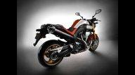 Moto - News: Yamaha MT-01 SP
