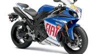 Moto - News: Yamaha R1 replica Fiat Yamaha Team