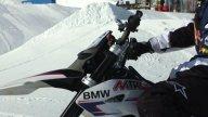 Moto - News: BMW G450X Snowcat