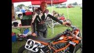 Moto - News: KTM 950 Dirt Track