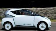 Moto - News: Contaminazioni: Nissan Land Glider