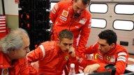 Moto - News: F1: nuovi test Ferrari per Valentino Rossi