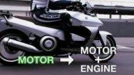 Moto - News: Yamaha HV-X Concept