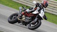 Moto - Test: Ducati Hypermotard 1100 my 2010 - TEST