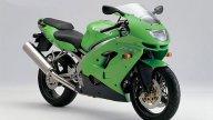 Moto - News: Kawasaki: 25 anni di sportive Ninja