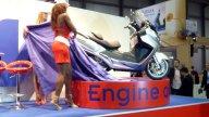 Moto - News: Sym ad EICMA 2009 - LIVE