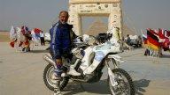 Moto - News: Franco Picco correrà la Dakar 2010