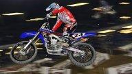 Moto - News: Dominio Yamaha al Superbowl 2009 di Genova