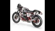 Moto - News: Moto Guzzi V7 Clubman Racer
