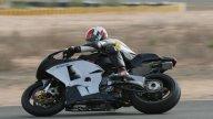 Moto - News: MV Agusta F3 2011: il prototipo in pista