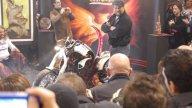 Moto - News: CustomBike Il Padrino: premiere al Bike Expo Show