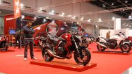 Moto - News: Honda Italia alla Fiera di Padova 2010