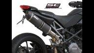 Moto - News: Novità SC-Project per la Hypermotard 796