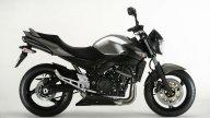 Moto - News: Suzuki GSR 600 Iron 2010