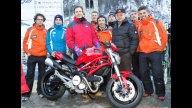 Moto - News: Una Ducati Monster al 4° RosaChallenge