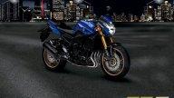 Moto - News: Yamaha FZ8: prima immagine ufficiale