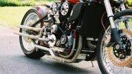 Moto - News: AlfaBeast 2.5 V6: custom con motore Alfa Romeo