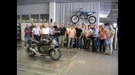 Moto - News: BMW Sport Academy 2010: a lezione con la S1000RR