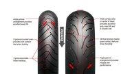 Moto - News: Bridgestone: nuovo Battlax BT-023