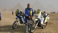 Moto - News: Franco Picco al via del Pyramides e del Faraoni