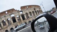 Moto - News: Anche Roma sotto la neve