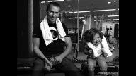 Moto - News: Jorge Lorenzo calciatore per Una lágrima por África
