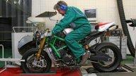 Moto - News: MZ Moto2: sta nascendo la moto di Antony West
