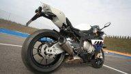 Moto - News: BMW S1000RR @ Franciacorta: test day