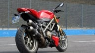 Moto - News: Ducati Streetfighter @ Franciacorta: test day