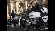 Moto - News: La Moto Guzzi V7 Classic alla 16^ Maratona di Roma